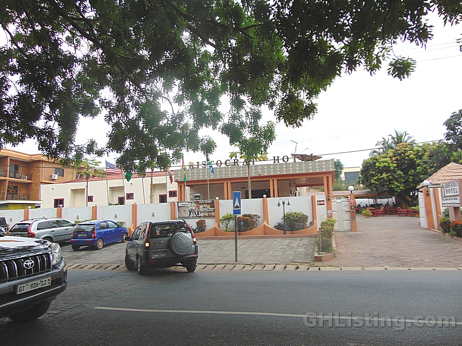 Aristocrat Hotel East Legon