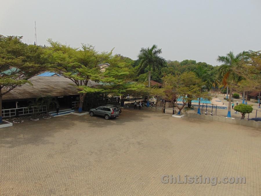 Akosombo Continental Hotel