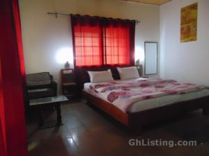 Double room with Private bathroom (Aseda)